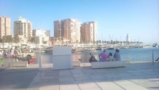 Tag 2 – Málaga Stadt