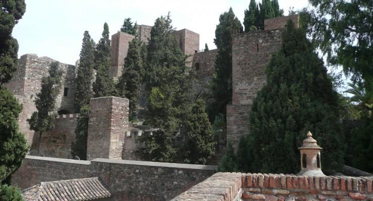 Alcazaba, Málaga