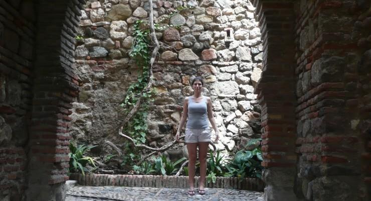 Alcazaba, Málaga - Wasserläufe