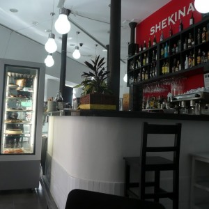 Shekinah Cafe, C/Mendez Nunez, 12 Málaga