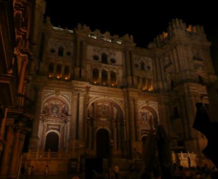 Kathedrale, Málaga - Eingang