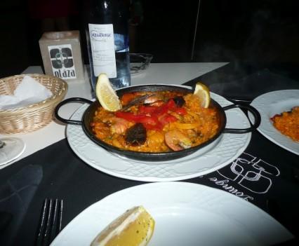 Lounge Bar Plaza, Puerto de Málaga