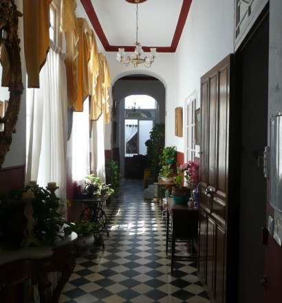 Patio 19, Málaga - Korridor 1.OG