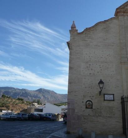 Antequera, Spanien - Kirche