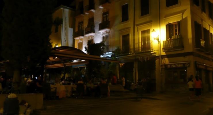 Tapas Bar, Granada