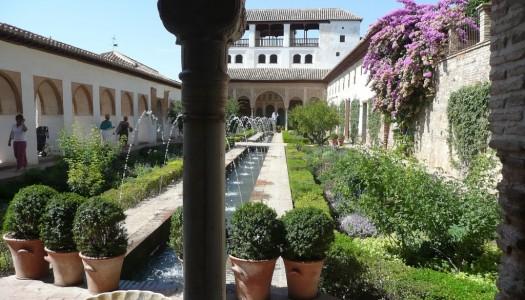 Tag 5 – Granada Besuch der Alhambra