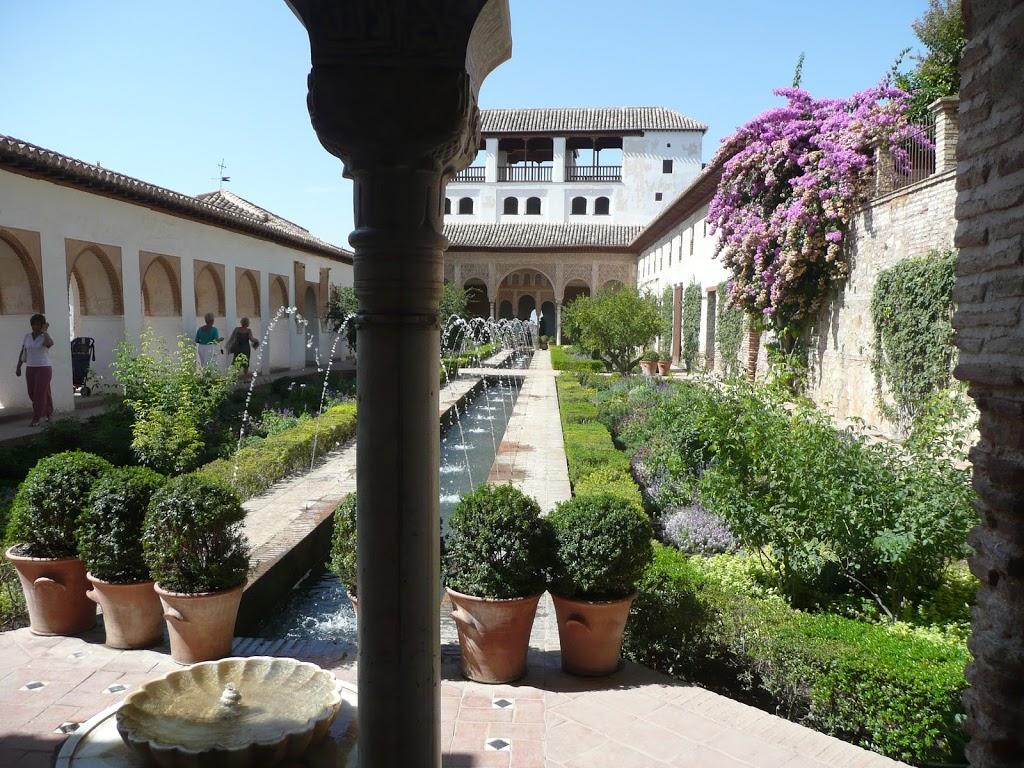 Palacio Generalife, Granada