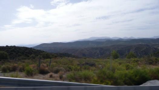 Tag 6 – Guadix-Alpujarra-Almería