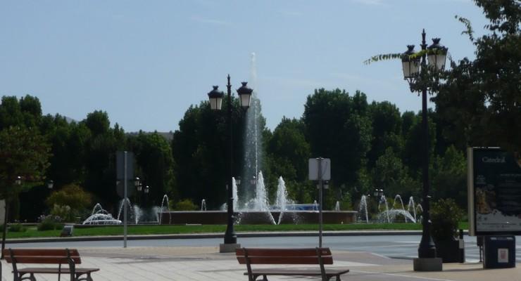 Springbrunnen, Guadix