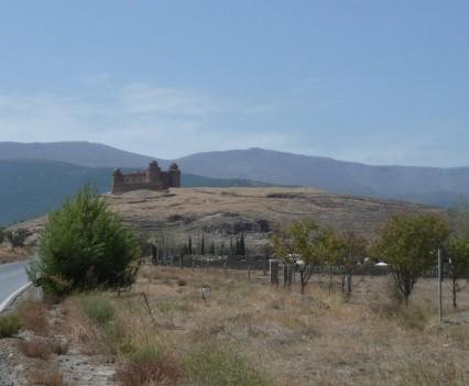 Rote Burg, La Calahorra