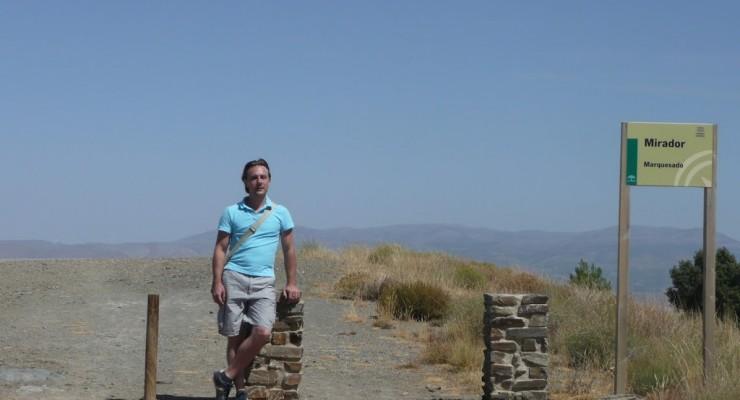 Mirador del Marquesado - Eingang