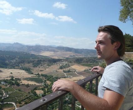 Ronda, Spanien - Aussicht