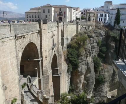 Ronda, Spanien - Altstadt